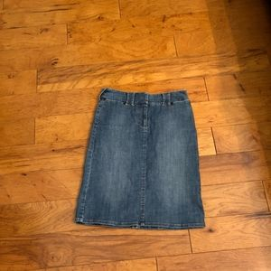 Harold's Women's Denim Skirt Size 2